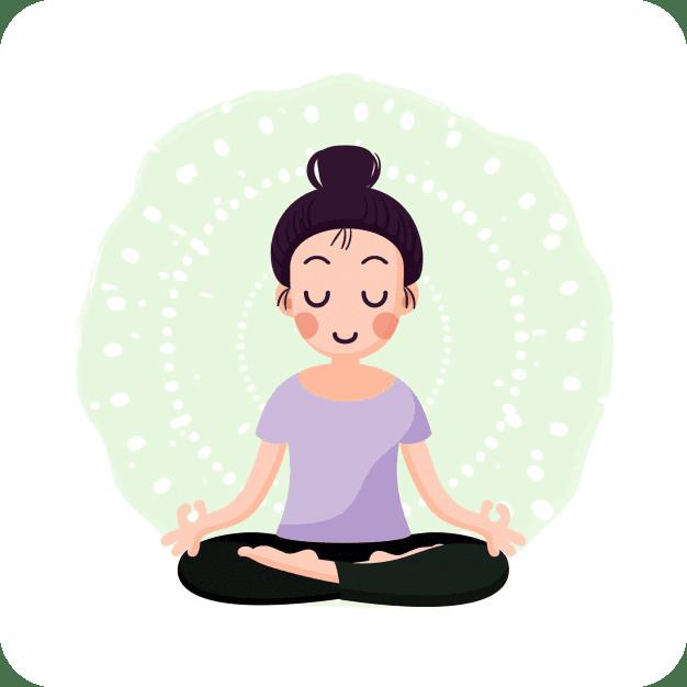 como meditar en casa