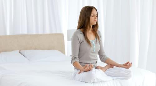 como aprender a meditar facilmente