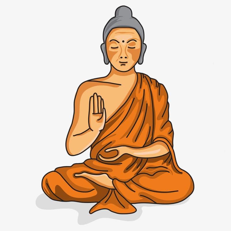 como meditar budismo