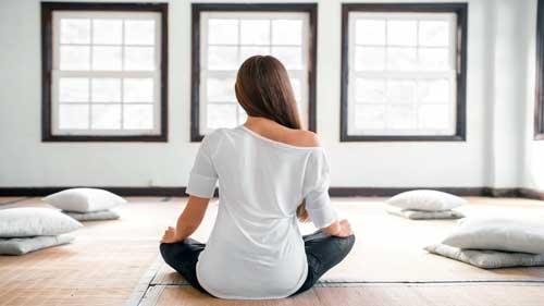 en que consiste la meditacion