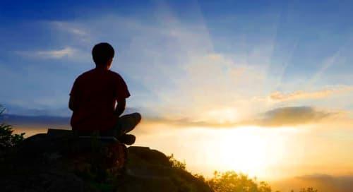 meditacion hablar con dios