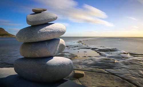 paz espiritual y mental
