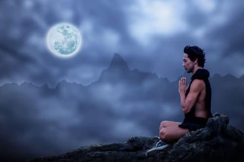 postura meditacion zen