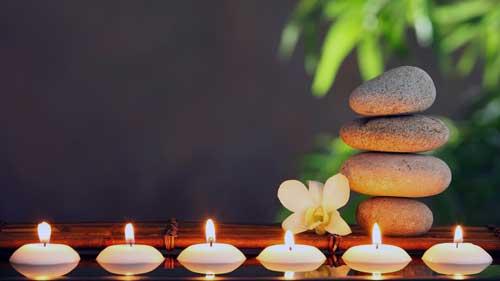 velas para meditar