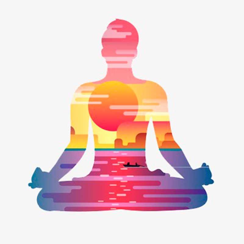 como meditar sentado
