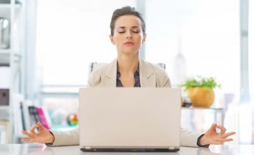 meditacion mindfulness en el trabajo