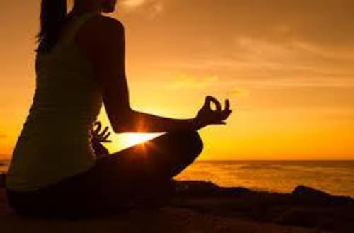 meditacion para adelgazar mientras duermes