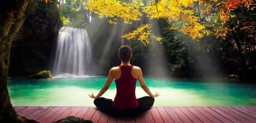 meditacion para dormir y sanar
